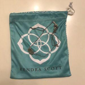 Kendra Scott Drusy Elisa Necklace!!!